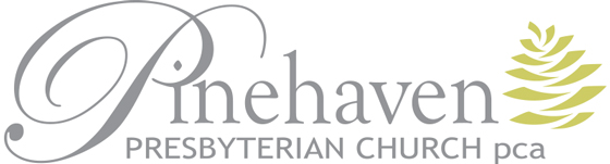 Pinehaven Presbyterian Church Retina Logo